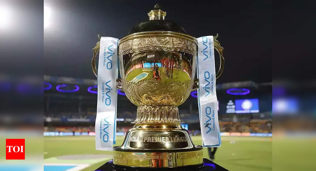 India-China face-off: BCCI to review VIVO IPL title sponsor deal   Cricket News – Times of India