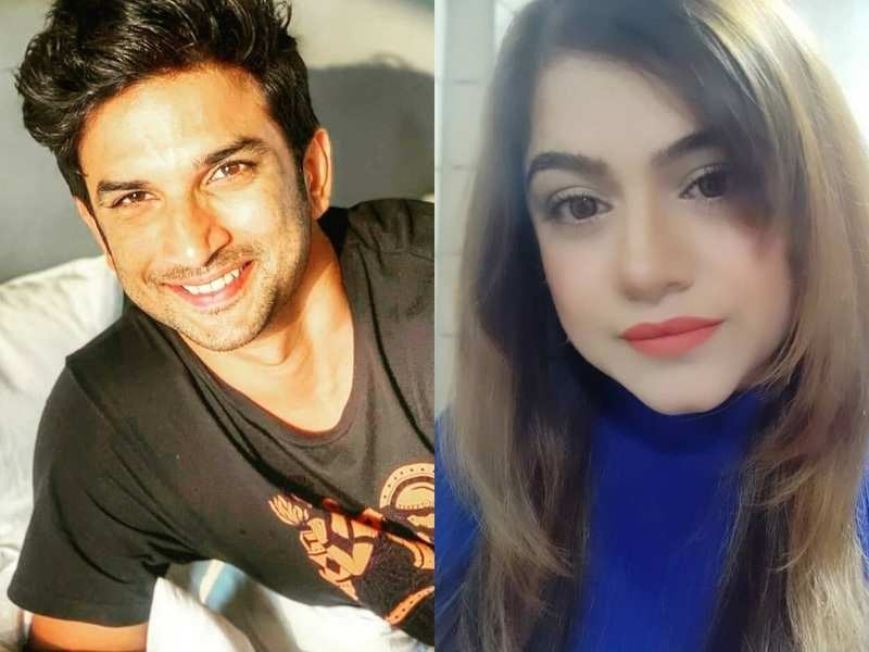 Rishika Mihani On Sushant Singh Rajput S Death Pictures Of His Lifeless State Have Stuck With Me I Keep Getting Flashes Of It Times Of India