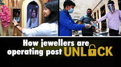How jewellers are operating post Unlock
