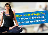 4 types of breathing exercises (pranayama)