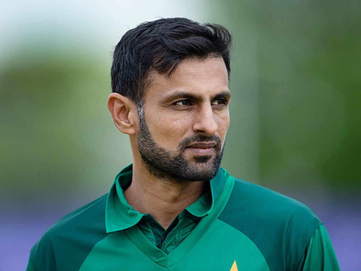 Shoaib Malik gets green light for late departure for England   Cricket News  - Times of India