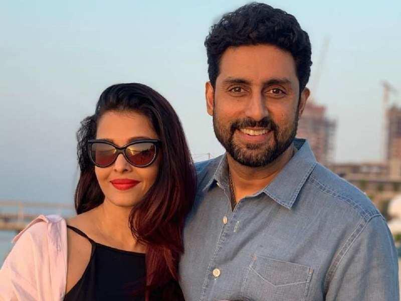 When Aishwarya Rai Bachchan and husband Abhishek Bachchan were compared to Brangelina