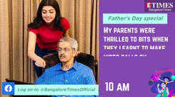 Bangalore Times' daylong celebration of Father's Day, Yoga Day and Music Day