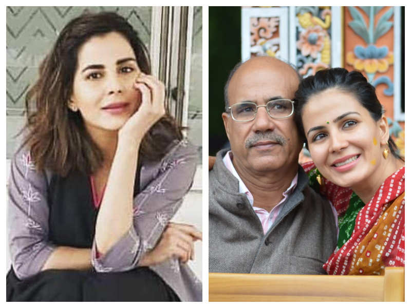 Father's Day 2020: 'I loved scooter rides with my father', says Kirti Kulhari as she opens up about her favourite childhood memory with her daddy dearest