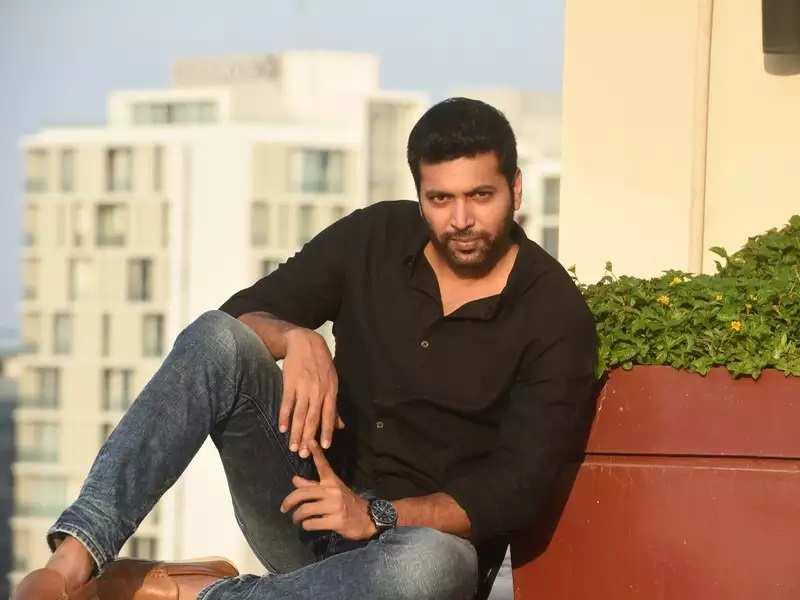 Jayam Ravi completes 17 years in cinema