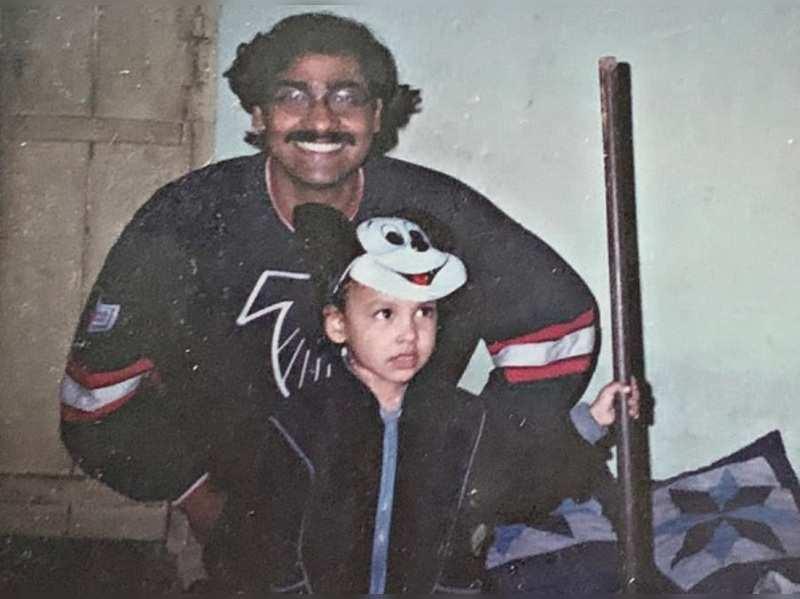 Riddhi Sen posts childhood photo with dad Kaushik