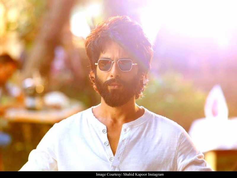 Shahid Kapoor thanks fans as 'Kabir Singh' completes a ...
