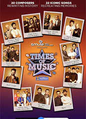 Times Of Music - An MX Original Series