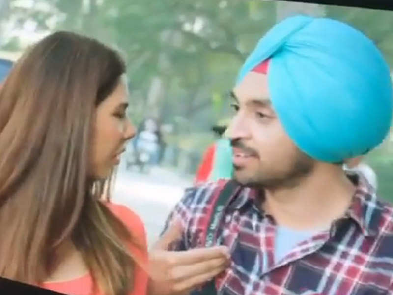 'Shadaa' clocks 1 year; Diljit Dosanjh shares deleted scene from the movie