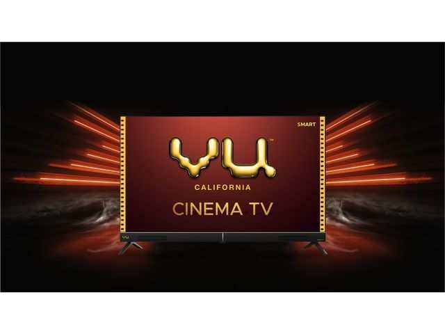 Vu launches Cinema smart TV at a starting price of Rs 12,999
