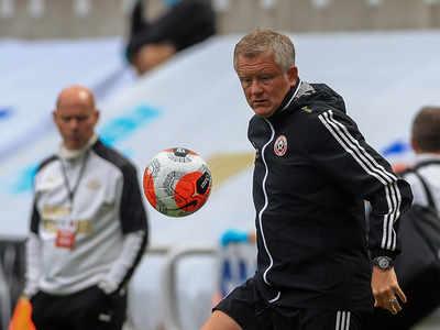Wilder demands Blades response against Man United after lukewarm return