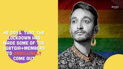 Pride Month 2020: Shyam Konnur, Mr Gay India 2020, speaks about how the LGBTQIA+ members have been in a permanent lockdown