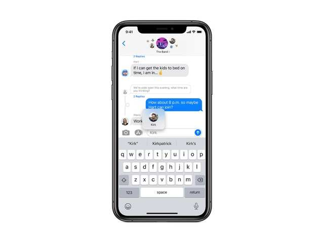 How Apple plans to take on WhatsApp with iOS 14