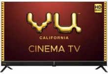VU 32UA 32 inch LED HD-Ready TV