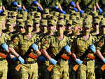 Russia displays military might in World War II Victory Parade