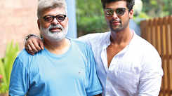 It is good to be back in my hometown with my family, says Kushal Tandon