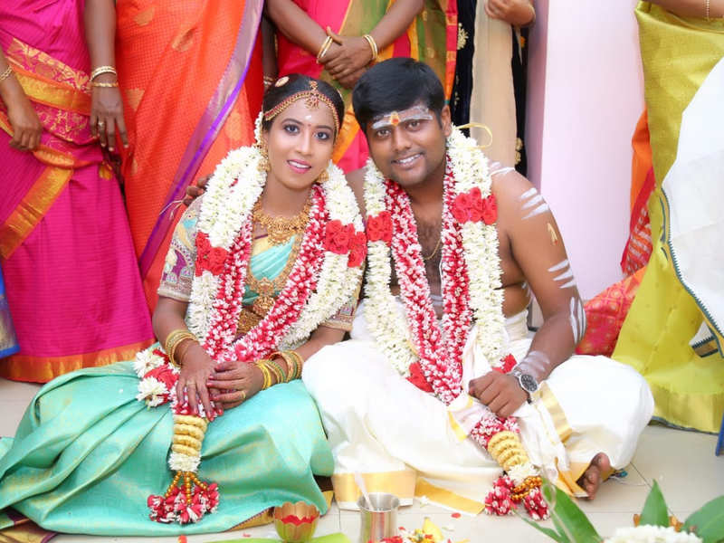 Kumki actor Ashwin Raja gets married