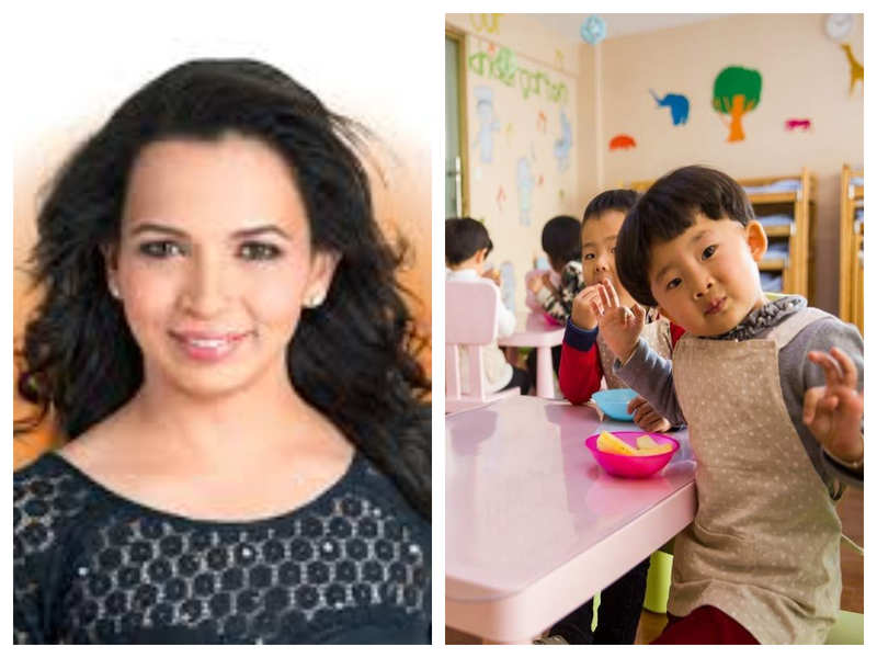 Celebrity nutritionist shares food tips to promote health and immunity of kids