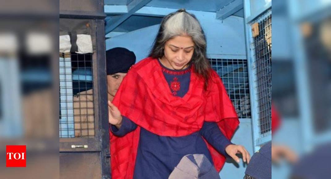 Sheena Bora Murder Case Indrani Mukerjea Seeks Bail Citing Coronavirus Mumbai News India Daily Mail India Daily Mail