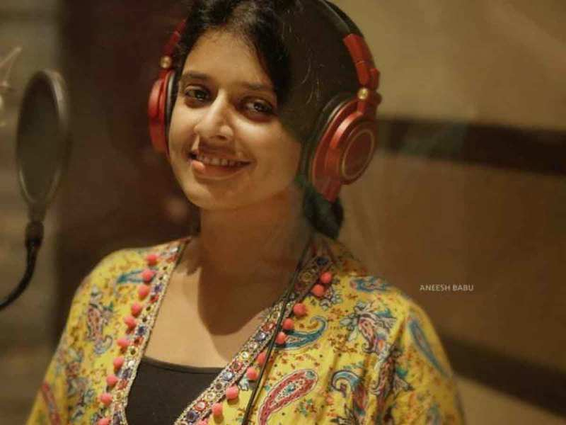 Sithara back in recording studio with song projects