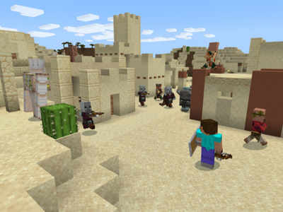 Minecraft Nether Update out for Java and Bedrock Editions