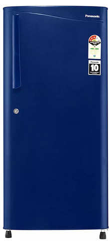 Panasonic 194 L 3 Star Inverter Direct-Cool Single Door Refrigerator (NR-A193VAX1, Blue Hairline)