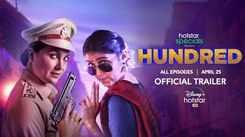 'Hundred' Trailer: Lara Dutta, Rinku Rajguru, Parmeet Sethi, Sudhanshu Pandey, Karan Wahi, Rajeev Siddhartha, Makrand Deshpande, Arun Nalawade starrer 'Hundred' Official Trailer