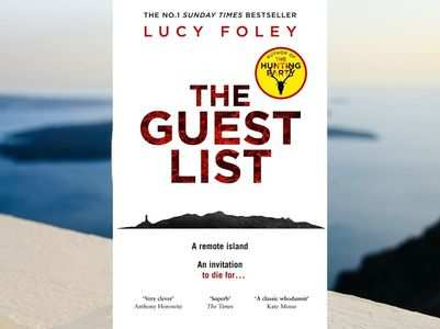 Review: 'The Guest List' by Lucy Foley