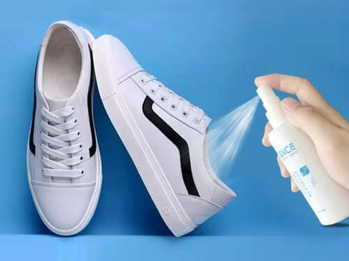 These are the tips you must use to disinfect your footwear | The Times of  India