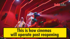 This is how cinemas will operate post reopening