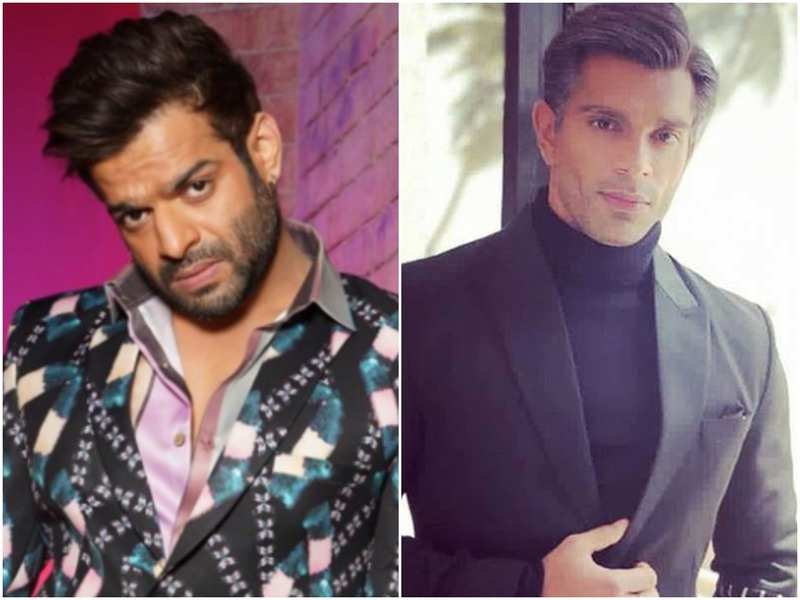 Karan Patel and Karan Singh Grover