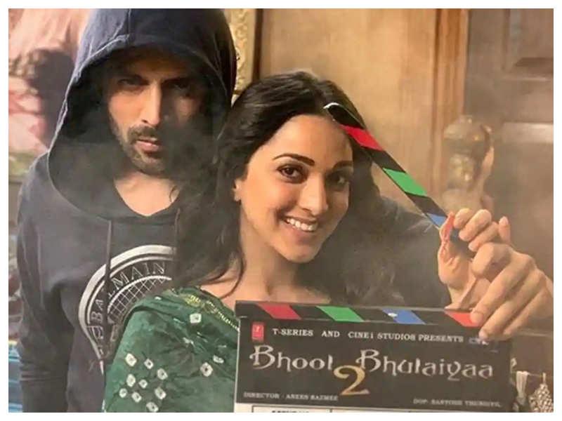 Kartik Aaryan and Kiara Advani starrer 'Bhool Bhulaiyaa 2' to resume shooting in September?