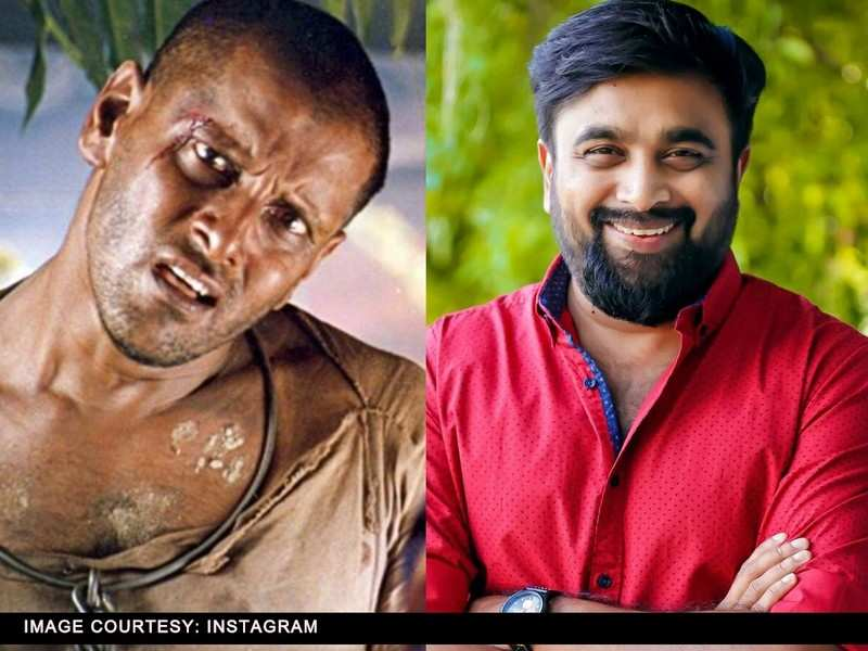 Did you know, Sasikumar appeared in a blink-and-miss part in Vikram's 'Sethu'?