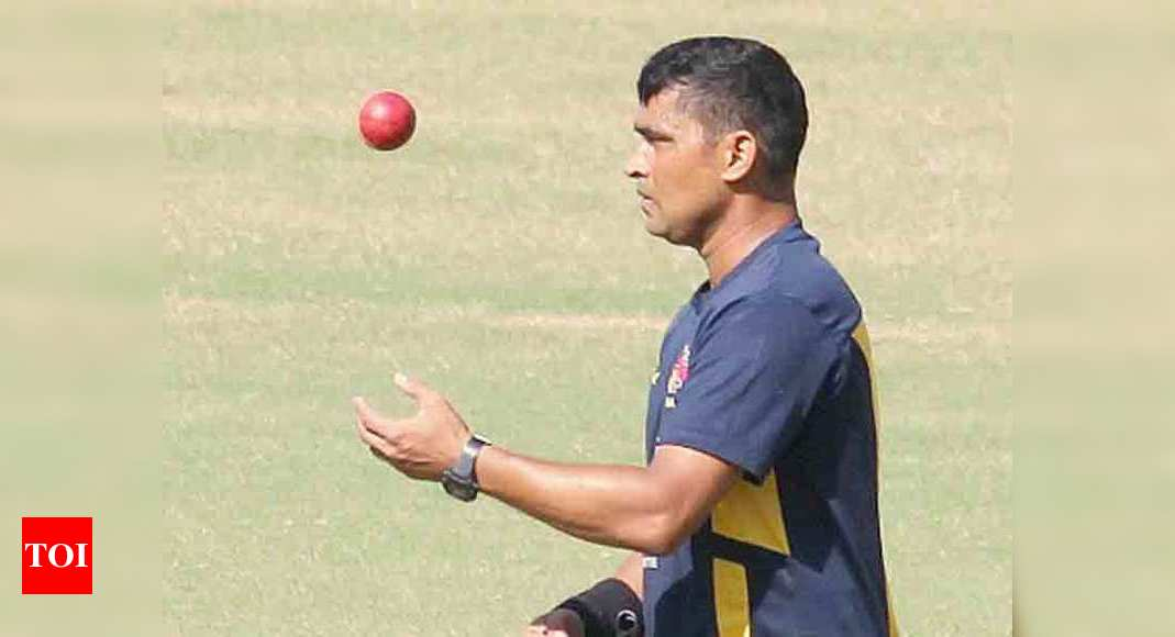 Pravin Tambe applies for CPL draft but has to retire first for BCCI NOC | Cricket News – Times of India