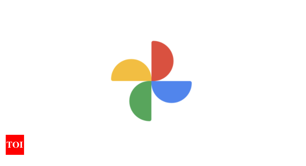 Google Photos gets new icon, features in a major design overhaul – Times of India