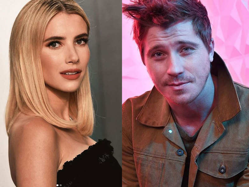 Emma Roberts Expecting First Child With Boyfriend Garrett Hedlund English Movie News Times Of India