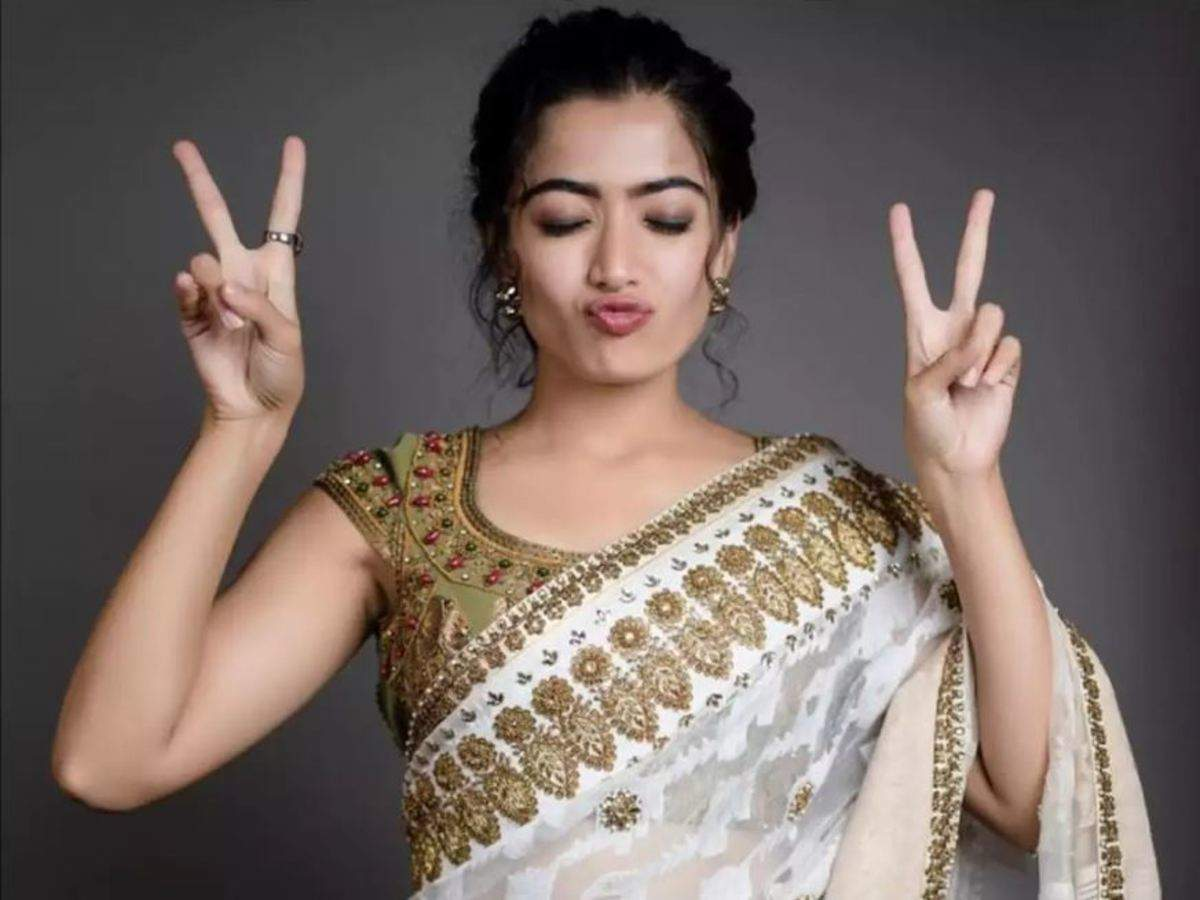Guess who impressed Rashmika Mandanna recently? | Kannada Movie News -  Times of India