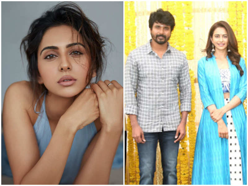 Rakul Preet rubbishes rumours of her refusing to shoot for 'Ayalaan' citing COVID-19 cases