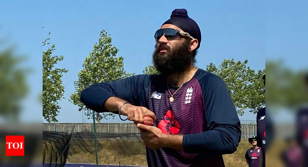 Amar Virdi hopes to follow fellow Sikh Monty Panesar into England team | Cricket News – Times of India