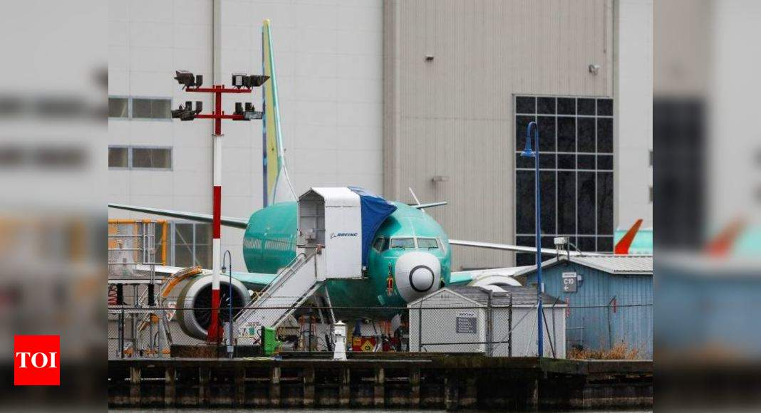Boeing 737 MAX certification flight test expected soon – Times of India