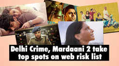 'Delhi Crime', 'Mardaani 2' take top spots on web risk list