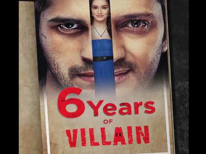 6 years of Ek Villian: Sid thanks makers