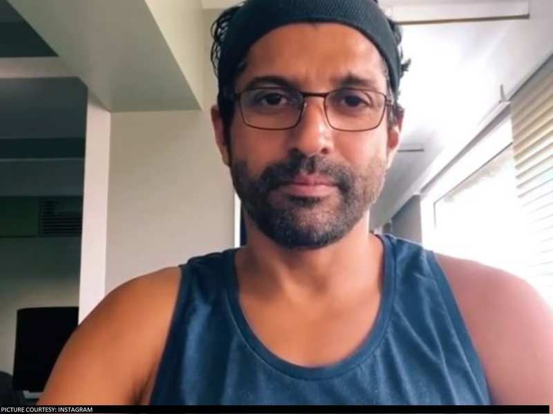 Farhan Akhtar opens up on nepotism; says, 'Our industry functions purely on success and failure'