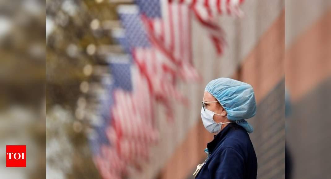 New US coronavirus instances hit 45,242 for greatest one-day enhance of pandemic thumbnail