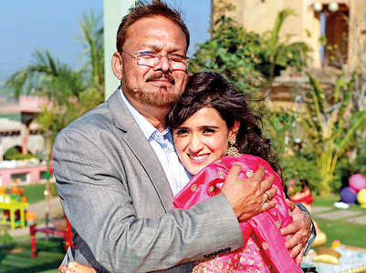 My dad is my speed dial in life: Pankhuri