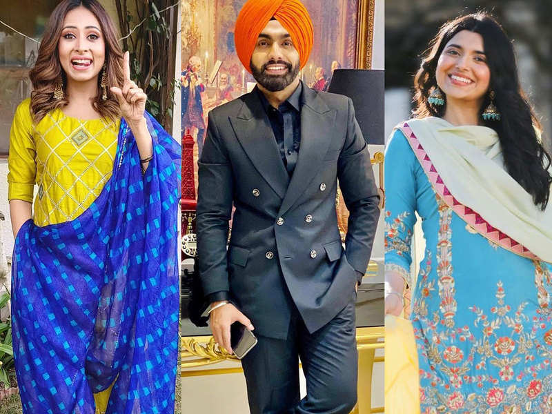 Movie Alert! Ammy Virk, Sargun Mehta and Nimrat Khaira to share screen space in 'Saunkan Saunkne'
