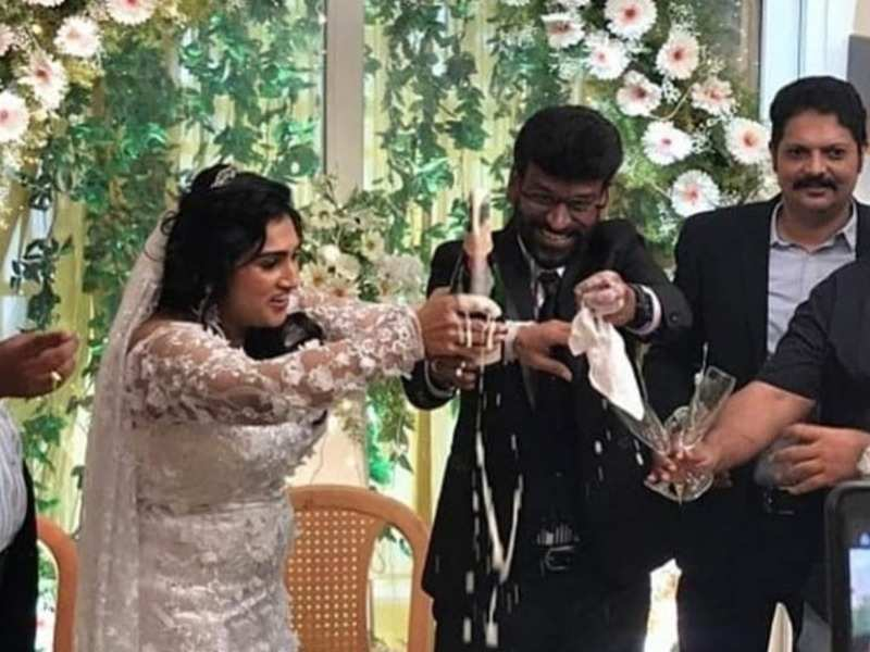 Peter Paul's first wife Elizabeth Helen files police complaint against him, a day after his marriage with Vanitha Vijaykumar