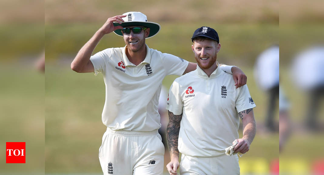 Ben Stokes will be brilliant as England captain, says Stuart Broad | Cricket News – Times of India