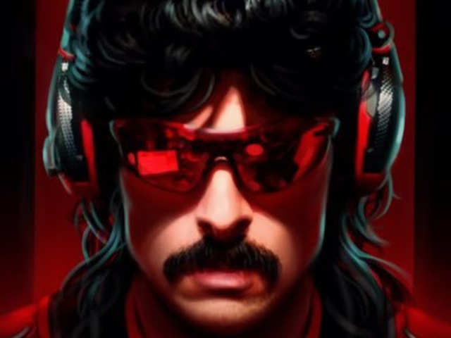 Dr Disrespect has an answer to Twitch ban