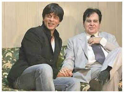 SRK's mom thought he looked like Dilip Kumar